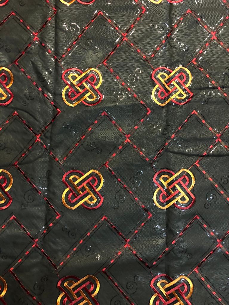 Sp029 Akn Fabrics Inc