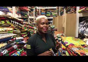 AKN Fabrics - African Fabrics in Stock