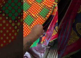 African Print Headwrap Fabrics